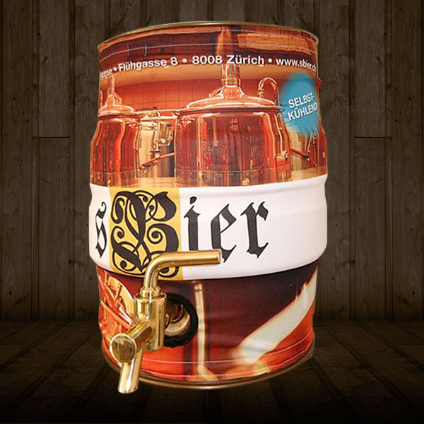 sBier | Coolkeg 10l
